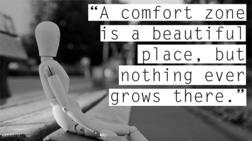 A Comfort Zone