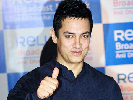 Aamir Khan rules out joining politics