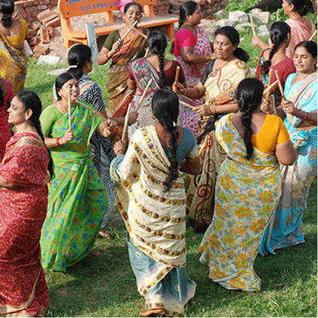Adiperukku and Ayyanar festival Celebrated By Ladies