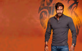 Ajay Devgn  Giviing Dangeroues Look