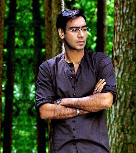 Ajay Devgn  Giving Cool Pose