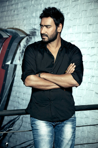 Ajay Devgn  Giving Pose