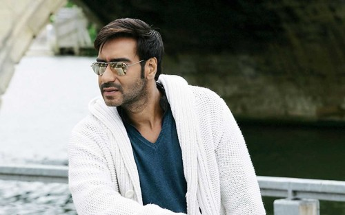 Ajay Devgn  giving Nice POse