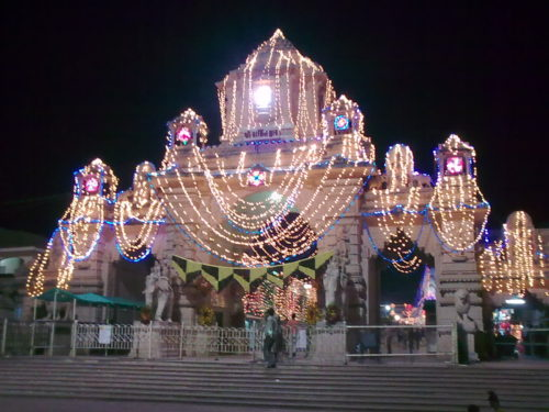 Ambaji Temple Festivals at Ambaji