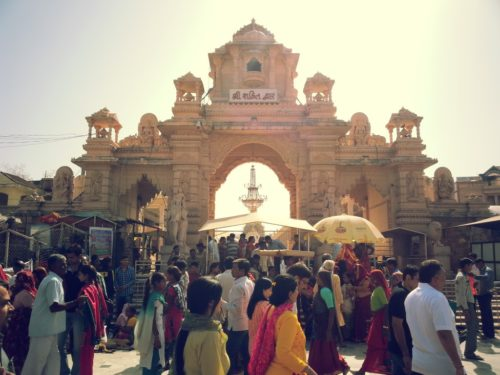 Ambaji Temple in Gujarat