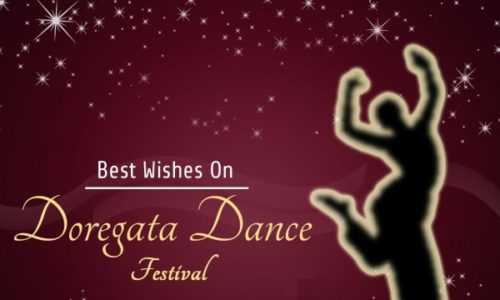 Best Wishes On Doregata Dance Festival
