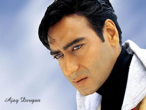 Bollywood Star Ajay Devgan