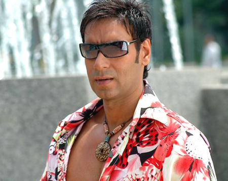 Cool Look Ajay Devgan