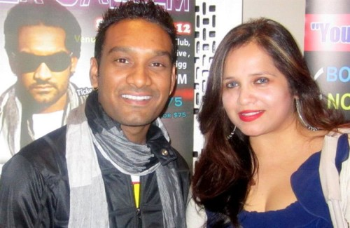 Master Saleem At The Launch of His Album
