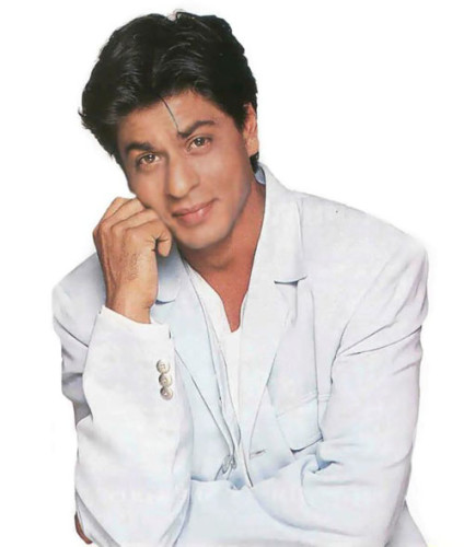 Cute SRK In Whiter