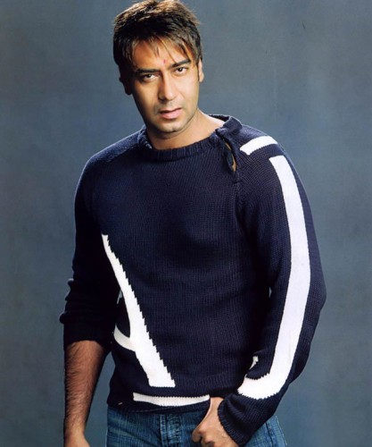 Dashing Look Ajay Devgn