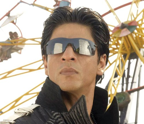 Dashing Style OF Shahrukh Khan