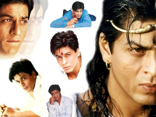 Different Looks OF Shahrukh Khan