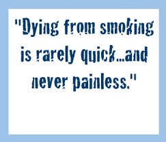 Dying from Smoking
