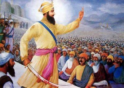 Guru Gobind Singh Ji Image