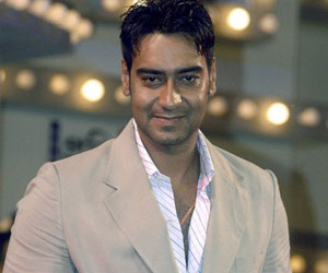 Handsome Boy Ajay Devgn