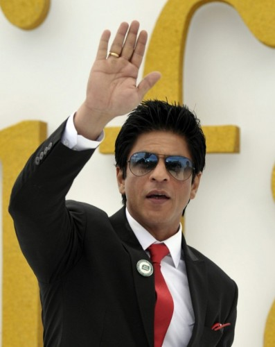 Handsome Shahrukh Khan