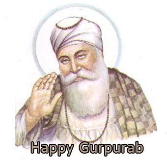Happy Gurpurab Greetings For Share On Facebook