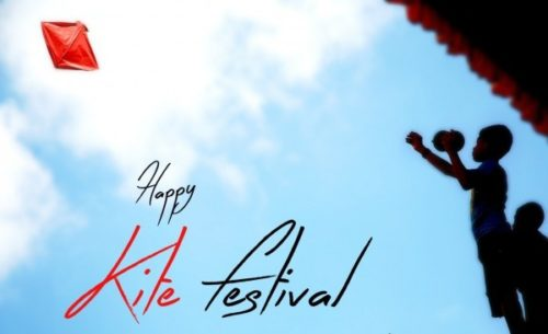 Happy Kite Festival