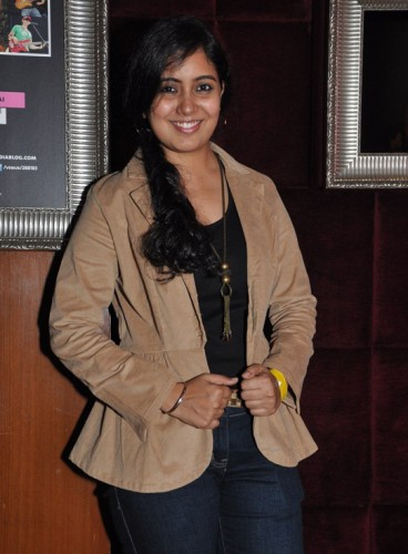 Harshdeep-Kaur-At-P-L-A-Y-Party-Loud-All-Year-Album-Launch
