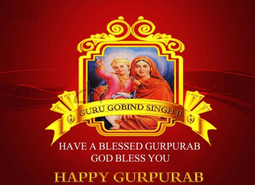 Have A Blessed Gurpurab God Bless You