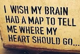 I Wish My Brain had A Map To Tell