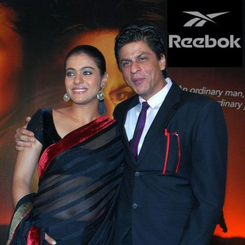 Kajol & SRK Dashing Reel Life Couples