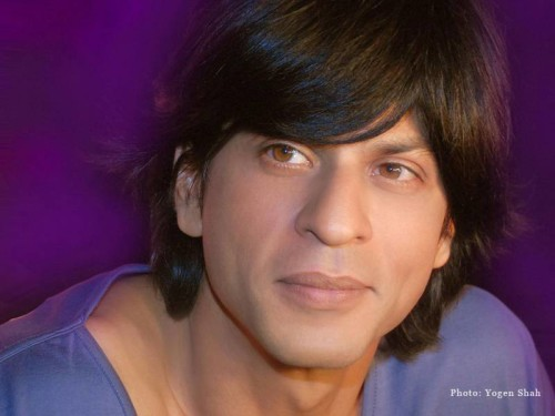 Long Hair Looks OF Shahrukh Khan