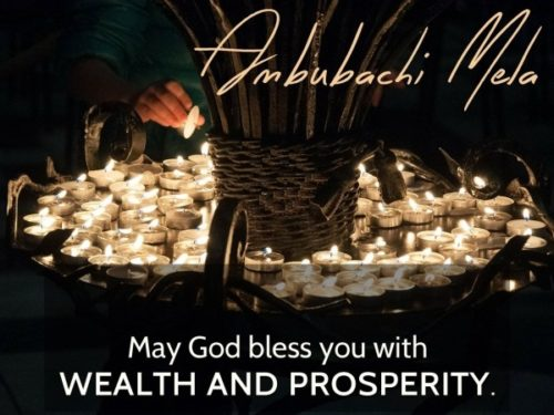May God bless you with wealth and prosperity