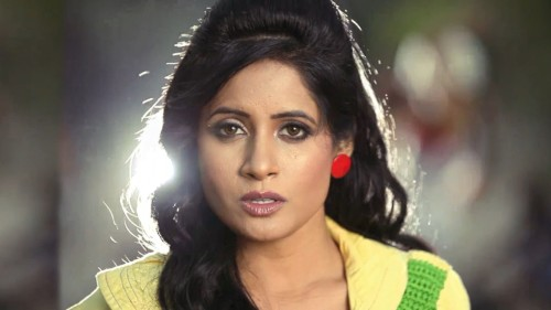 Miss Pooja Head Shoot