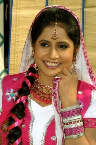 Punjabi Look of Miss Pooja