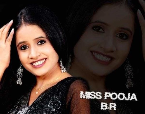 Miss Pooja Awesome Wallpaper