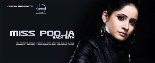 Miss-Pooja-new-album-Jattitude