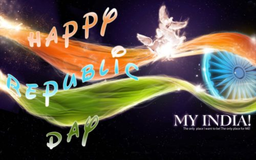 My India Happy Republic Day
