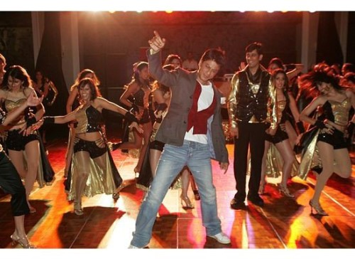 Perfomence OF Shahrukh Khan