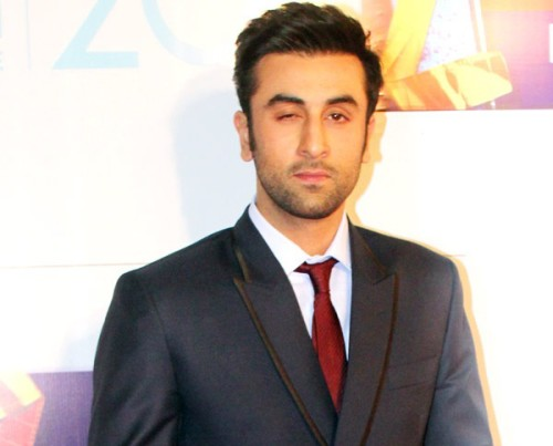 Ranbir Kapoor Blinking His Eye