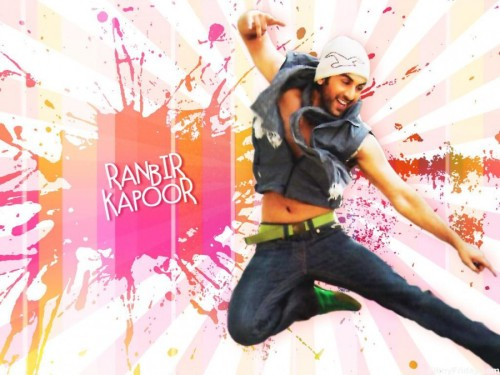 Ranbir Kapoor Cool Wallpaper