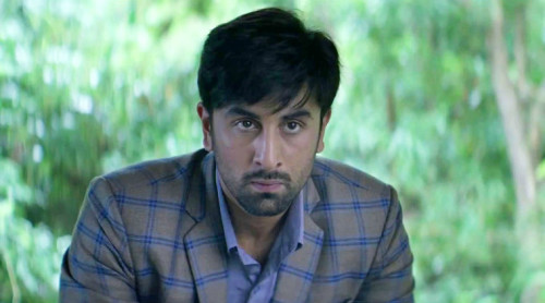 Ranbir Kapoor From The Movie Still