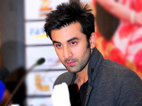 Ranbir Kapoor In Mike