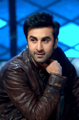 Ranbir Kapoor Looking Camera