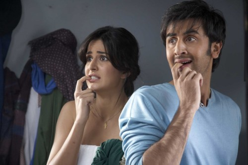 Ranbir Katrina Looking Surprised