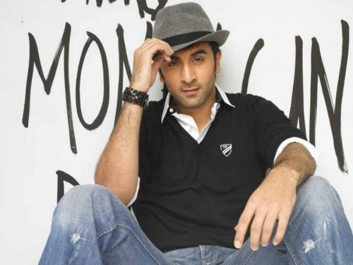 Ranbir Wearing Stylish Hat