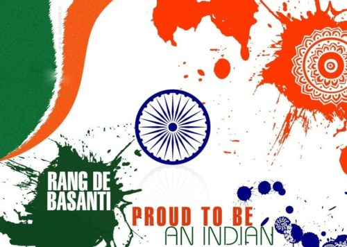Rang De Basanti Happy Republic Day