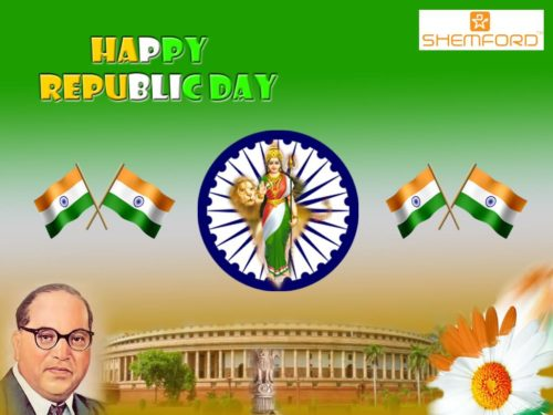Republic Day Day Graphic
