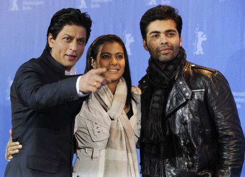 SRK With His Best Friends