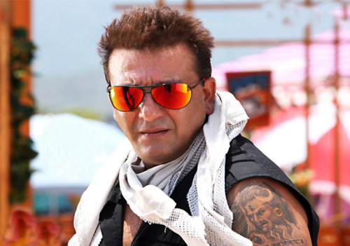 Sanjay Dutt Looking Cool In Shades