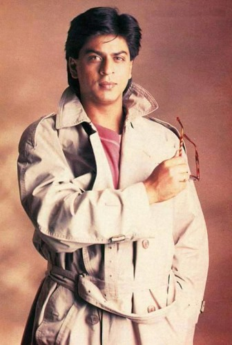 Shahrukh In Long Caot