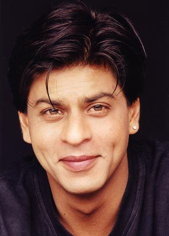 Shahrukh In Nice Hairstyle