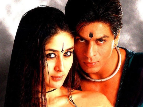 Shahrukh & Kareena Ashoka Movie Pic