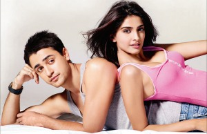 Sonam Kapoor With Young Actor